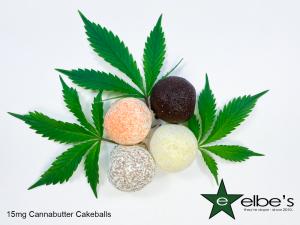 elbes 15mg Cakeballs